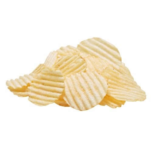 Lay's® Wavy Original Potato Chips Perspective: left