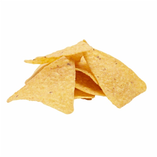 Doritos® Simply™ Organic White Cheddar Flavored Tortilla Chips Perspective: left
