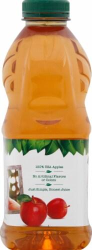 Tree Top 100 % Apple Juice Perspective: left