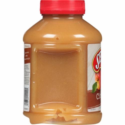 Seneca Cinnamon Apple Sauce Perspective: left