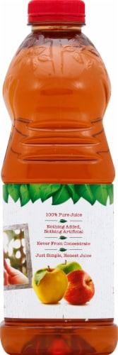 Tree Top Pure Pressed 3 Apple Blend 100% Apple Juice Perspective: left
