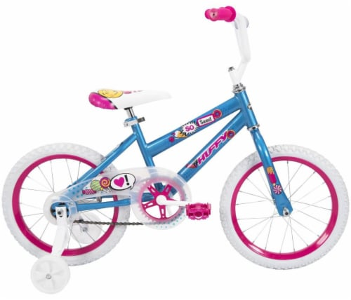 Huffy So Sweet Girls' Bicycle - Ultra Blue Perspective: left