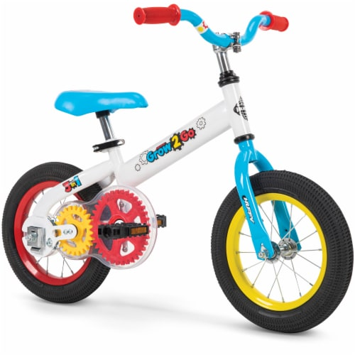 Huffy Grow 2 Go 3-in-1 Conversion Bicycle Perspective: left