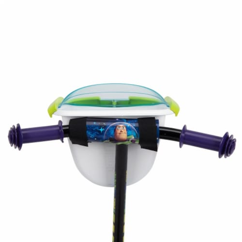 Huffy Disney Pixar Toy Story 3-Wheel Scooter Perspective: left