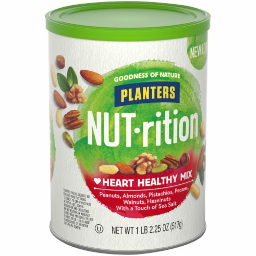Planters NUT-rition Healthy Heart Mix Perspective: left