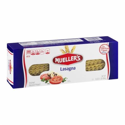 Mueller's Lasagna Noodles 16 Ounces Perspective: left