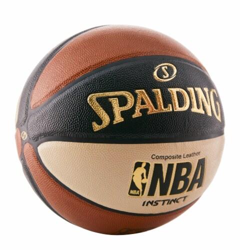 Spalding NBA Instinct Basketball Perspective: left