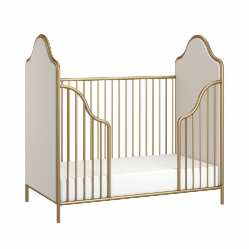 Piper Toddler Conversion Kit, Gold Perspective: left