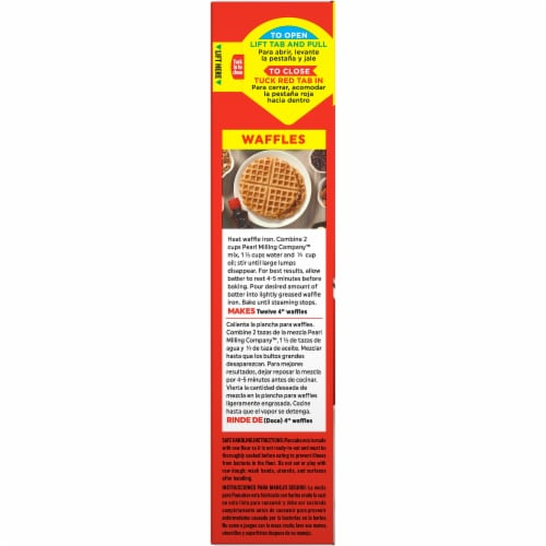 Pearl Milling Company Complete Original Pancake & Waffle Mix Perspective: left