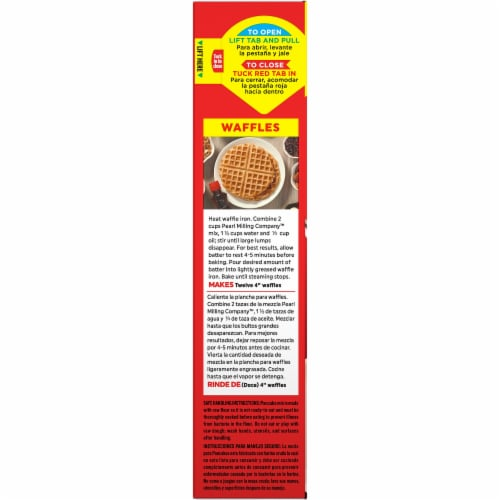 Pearl Milling Company Complete Buttermilk Pancake & Waffle Mix Perspective: left