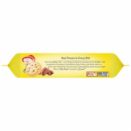 Keebler Pecan Shortbread Sandies Cookies Perspective: left