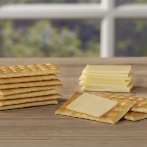 Club Crackers Original Perspective: left