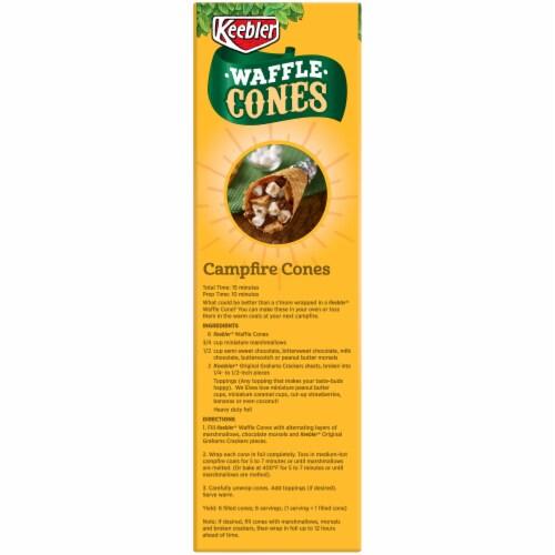 Keebler Waffle Cones 12 Count Perspective: left