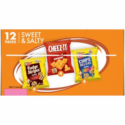 Keebler Sweet & Salty 3 Flavor Variety Pack Perspective: left