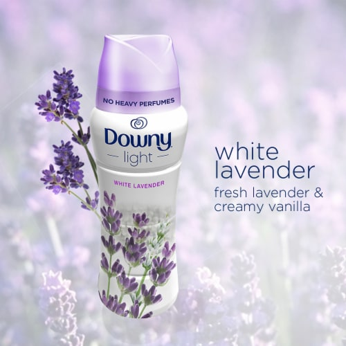 Downy® Light White Lavender In-Wash Scent Booster Perspective: left