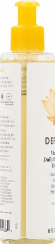 Derma-E Vitamin C Daily Brightening Cleanser Perspective: left