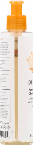 Derma-E Acne Deep Pore Cleansing Wash Perspective: left