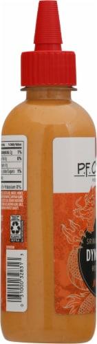 P.F. Chang's Sriracha Mayo Dynamite Hot Sauce Perspective: left