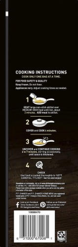 P.F. Chang's Home Menu Sweet & Sour Chicken Skillet Meal Perspective: left