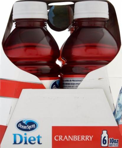 Ocean Spray Diet Cranberry Juice Drink Perspective: left