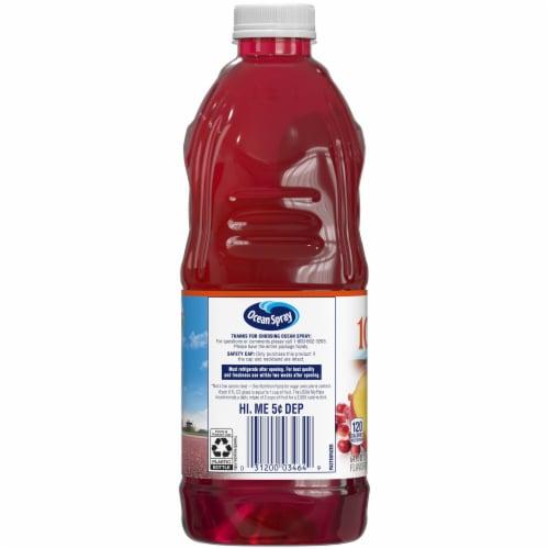 Ocean Spray Cranberry Mango Juice Perspective: left