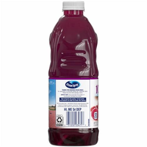 Ocean Spray® Cranberry Raspberry Juice Blend Perspective: left