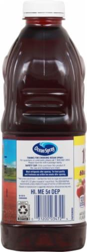 Ocean Spray Cranberry Pomegranate Juice Perspective: left