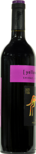 Yellow Tail Shiraz Cabernet Perspective: left