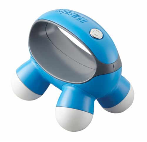 HoMedics Quatro Mini Massager Perspective: left