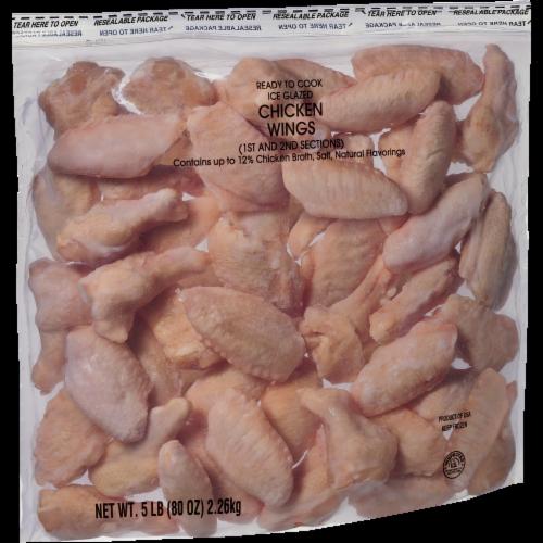 Chicken Wings Perspective: left