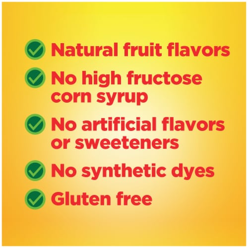 Nature Made® Vitamin C Gummies 250mg Perspective: left