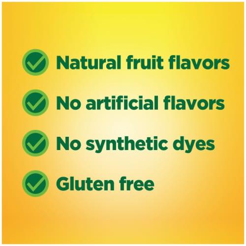 Nature Made® Assorted Fruit Flavored 6g Fiber Adult Gummies Perspective: left
