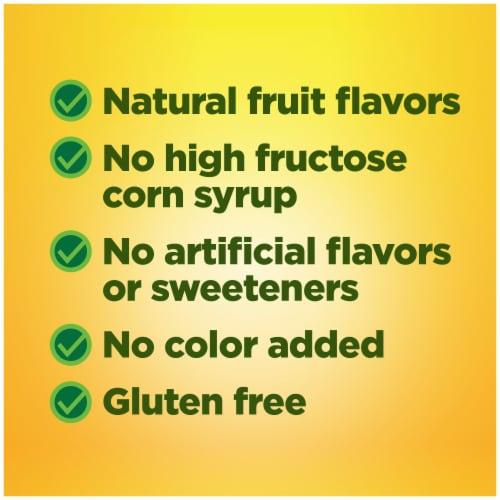 Nature Made Kids First Elderberry Gummy Vitamins Perspective: left