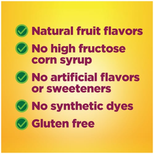 Nature Made Multi for Her Omega-3 Lemon Orange & Strawberry Gummies Perspective: left
