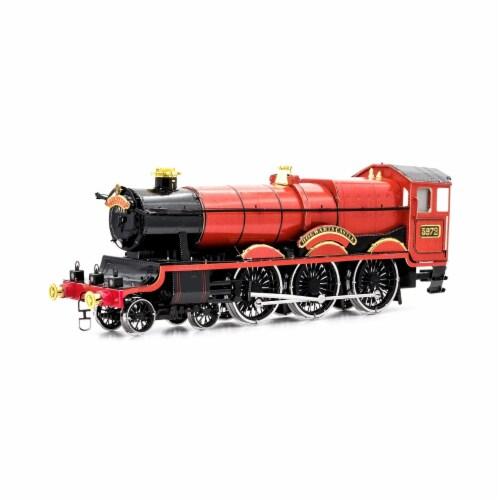 Fascinations Harry Potter Hogwarts Express Train 3D Metal Model Kit Perspective: left
