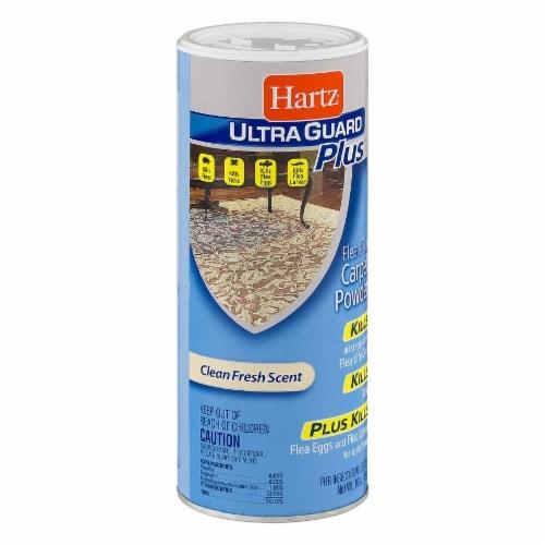 Hartz Ultra Guard Plus Flea and Tick Carpet Powder Perspective: left