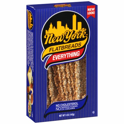 New York Everything Flatbreads Perspective: left