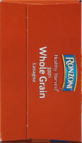 Ronzoni® Healthy Harvest® Whole Grain Lasagna Perspective: left