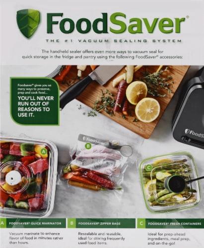 FoodSaver Vacuum Food Preservation Sealing System Perspective: left