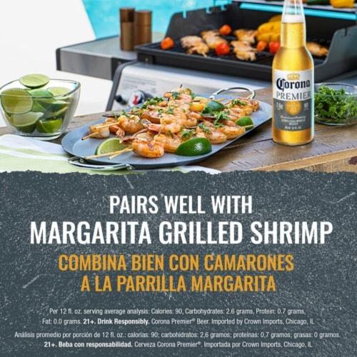Corona® Premier Beer Perspective: left