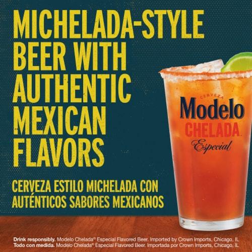 Modelo Chelada Perspective: left