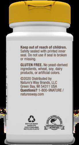 Nature's Way Vitamin D3 Softgels 50mcg Perspective: left