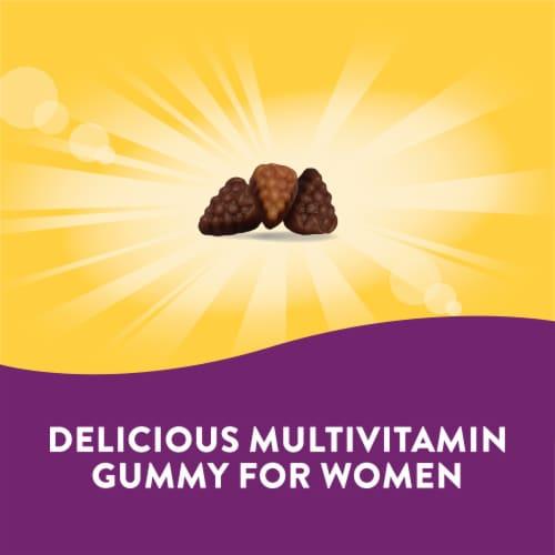 Nature's Way Alive! Women's Vitamin Gummies Perspective: left