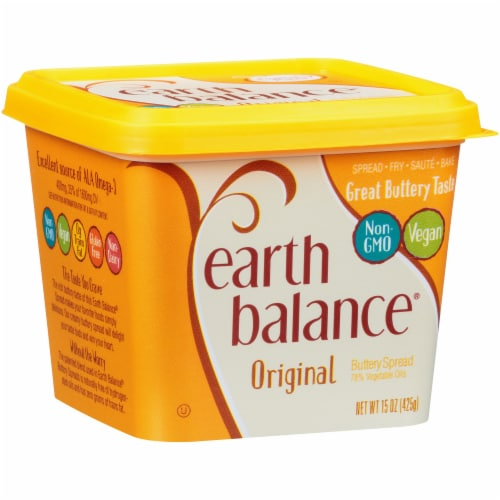 Earth Balance Original Buttery Spread Perspective: left