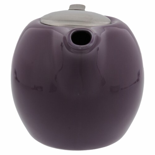 BIA Cordon Bleu Teapot with Stainless Steel Infuser - Lilac Perspective: left
