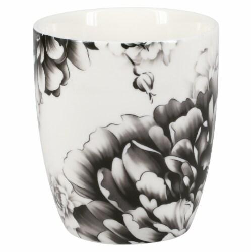BIA Cordon Bleu Peony Mug Set - Gray Perspective: left