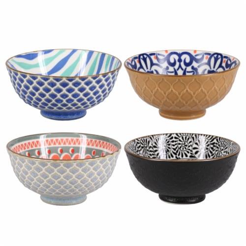 BIA Cordon Bleu Ooh la la Novelty Bowls Set - Assorted Perspective: left