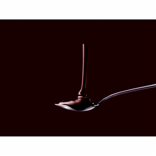 Hershey's Chocolate Syrup Perspective: left