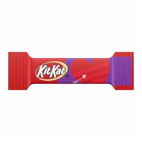 KIT KAT Valentine's Miniatures Heart Box Perspective: left