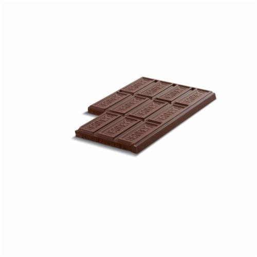 Hershey's Special Dark Chocolate Bar Perspective: left